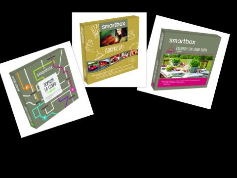 Selección Smartbox menos 80 euros